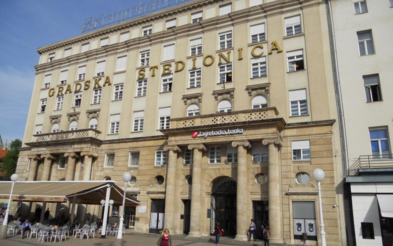 S&P revises outlook on Croatia's Zagrebacka Banka to positive