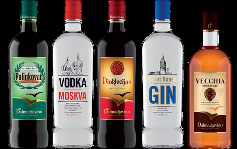 Croatia's Badel 1862 takes over production of Dalmacijavino's strong alcoholic drinks