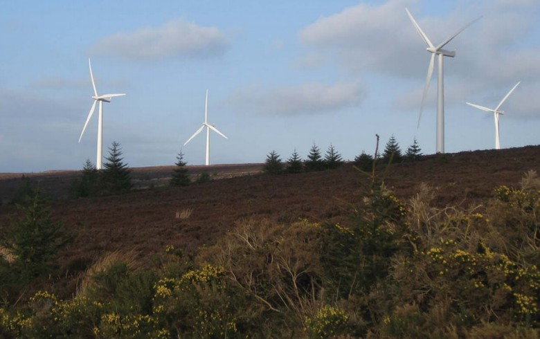 RES wins consent for 14-MW wind farm in N Ireland