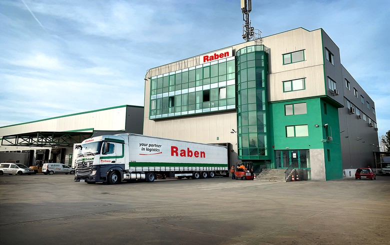 Dutch-based Raben Group opens branch in Bulgaria