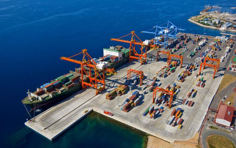 克罗地亚的Rijeka港口为32.2 MLN KUNA(4.3毫升欧元)道路项目选择GP KRK