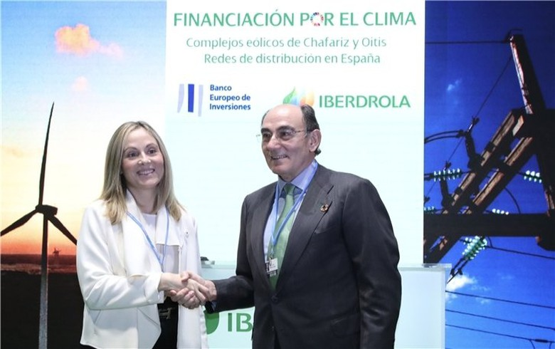 Iberdrola seals EUR-690m loan with EIB at COP25