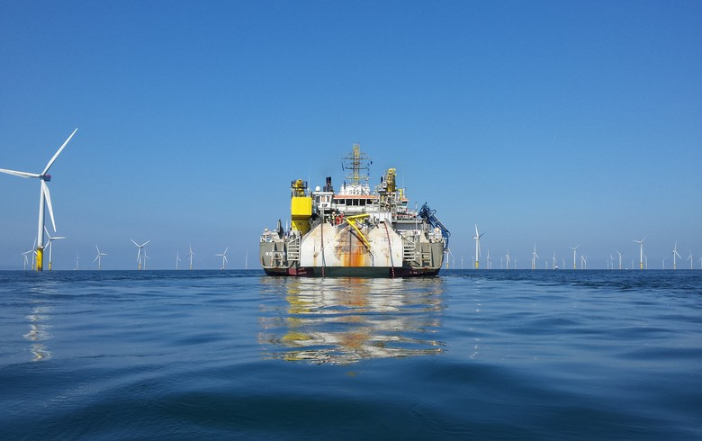 Boskalis signs cable repair deal for 1-GW offshore wind portfolio