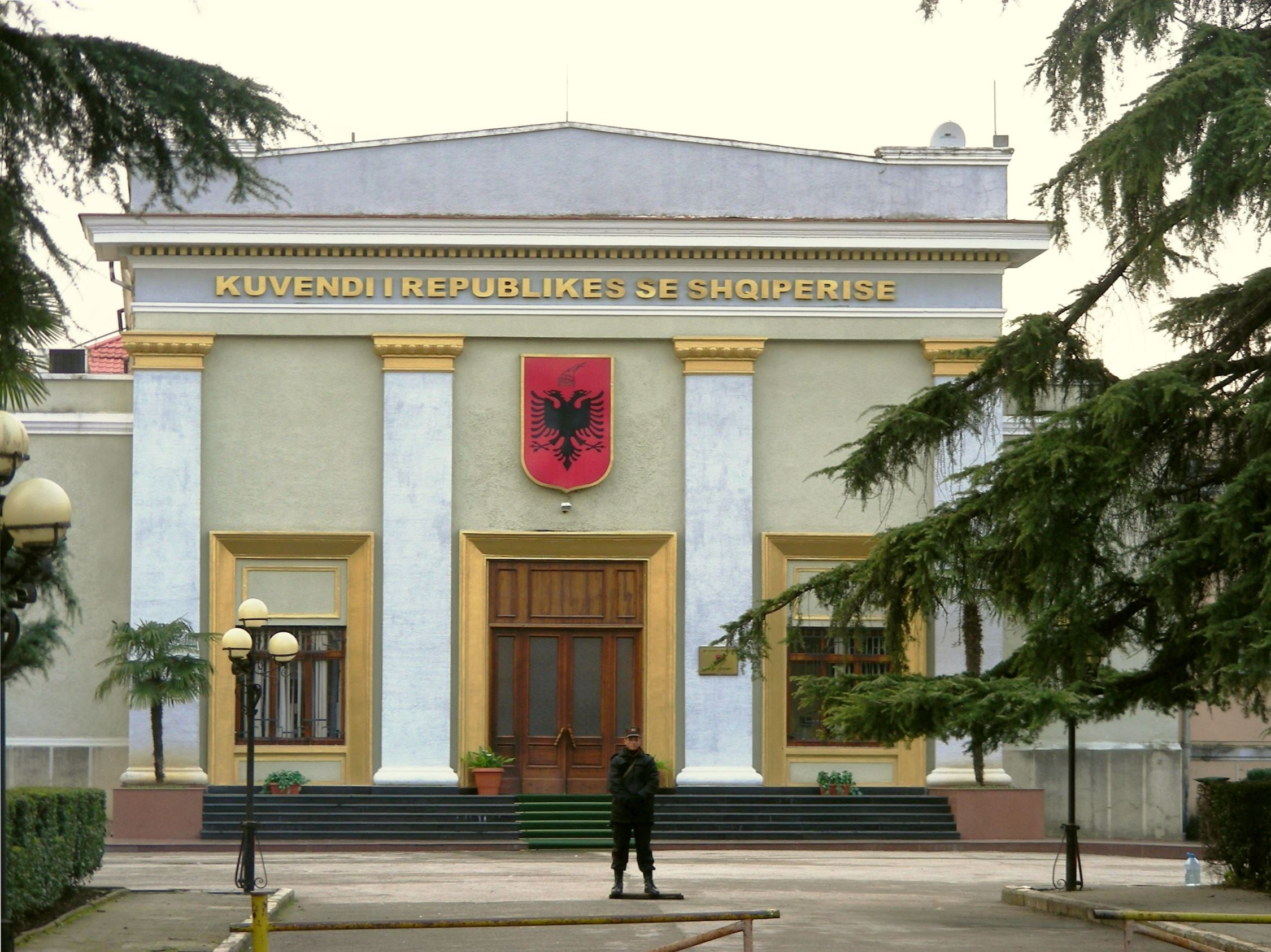 Albania's president calls general elections for June 18
