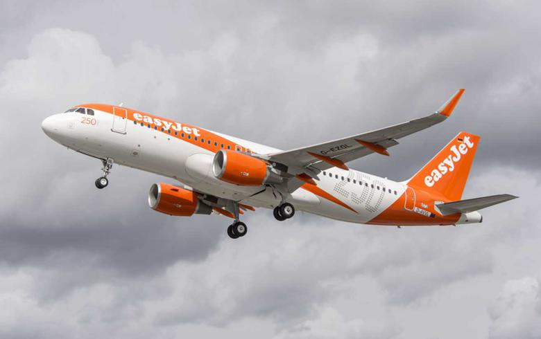 EasyJet to launch winter flights from Bulgaria's Sofia to Edinburgh