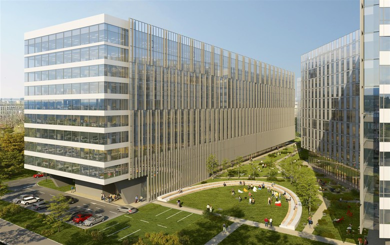 Skanska signs lease with SocGen's service centre for space in Bucharest office building