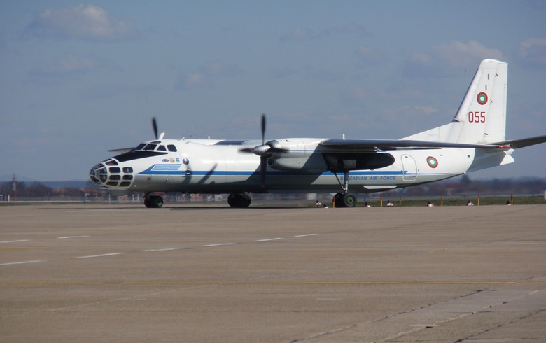 Bulgaria opens 2.6 mln euro tender for ensuring An-30 aircraft airworthiness