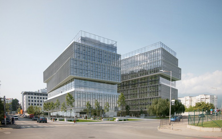 World Bank to lease 4,000 sq m of GTC's Advance Business Center II in Sofia