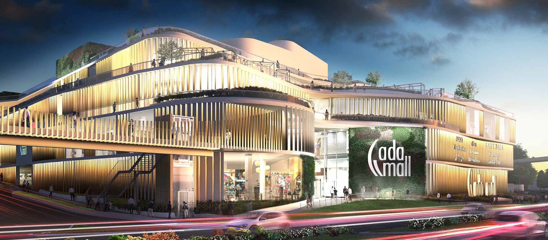 Poland's GTC agrees 64 mln euro financing for shopping mall project in Serbia