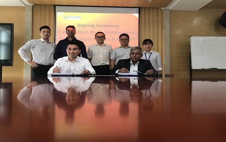 Risen Energy wins new solar EPC deal in Vietnam