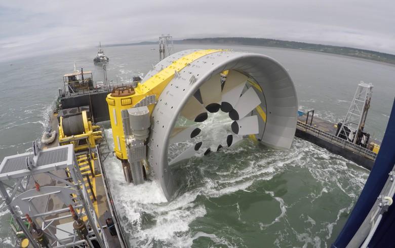 Cape Sharp Tidal project in Nova Scotia loses licence