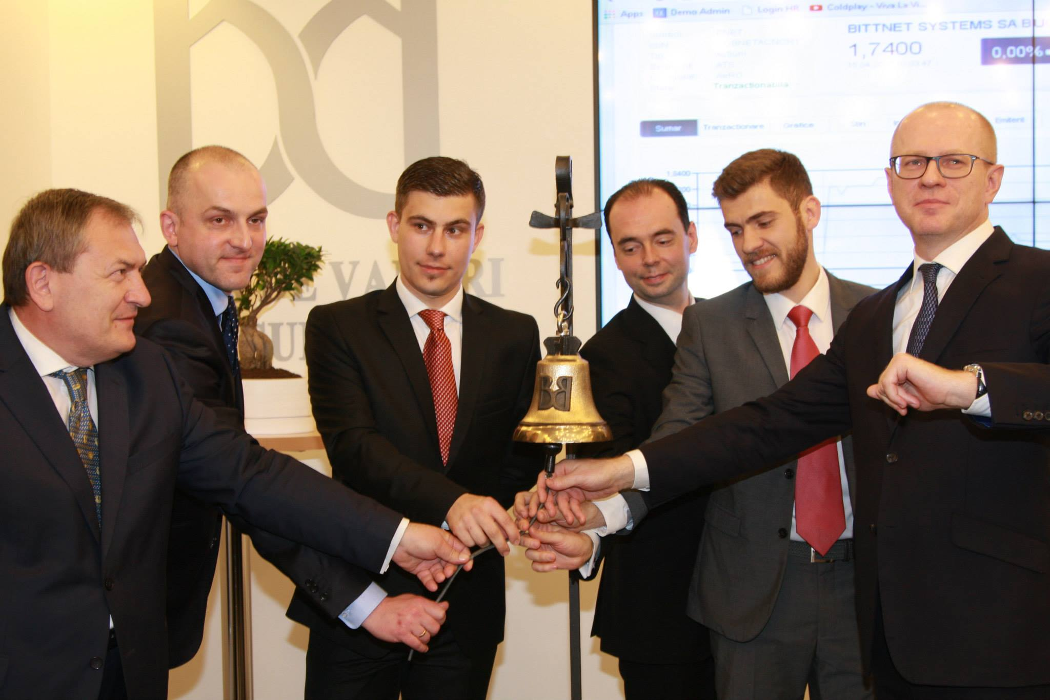 Romanian IT company Bittnet Systems to buy local peer Gecad Net