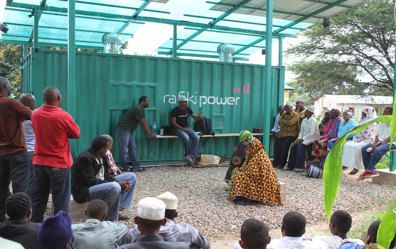 PowerGen buys micro-grid firm Rafiki Power from E.on
