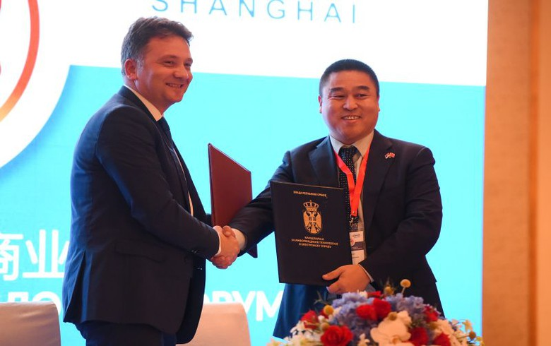 Huawei to back development of AI platform in Serbia
