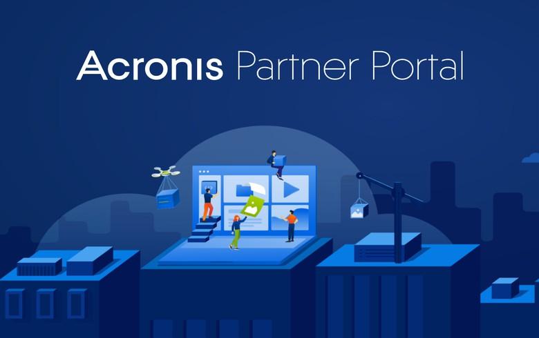 Acronis推出新的合作伙伴门户网站,以Empower服务提供商,经销商和分销商