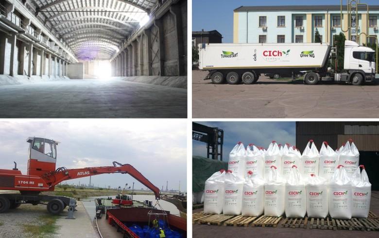 Romanian chemical fertilizer co CICh Navodari expands business in Bulgaria, Ukraine