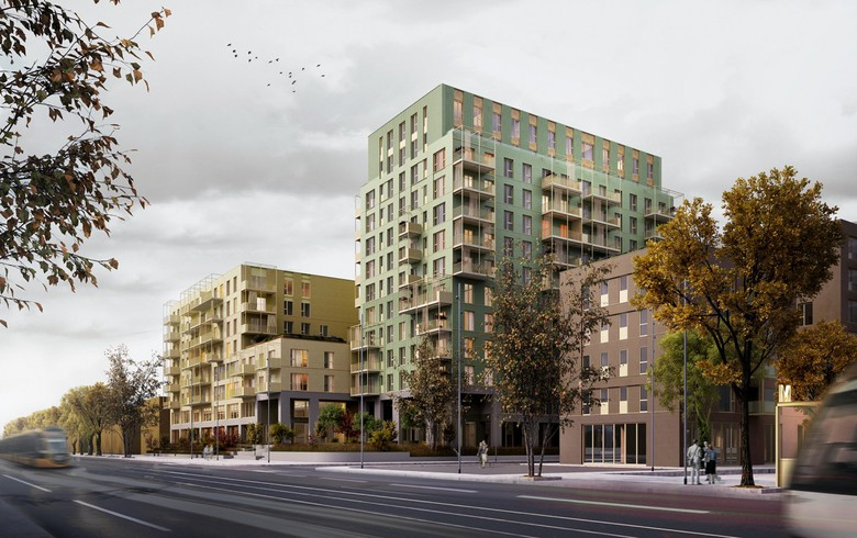 Prime Kapital gets building permit for third residential complex in Romania