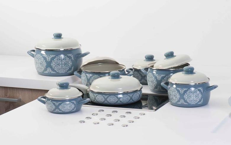 Serbian cookware maker Metalac's H1 profit falls 14.5% - table