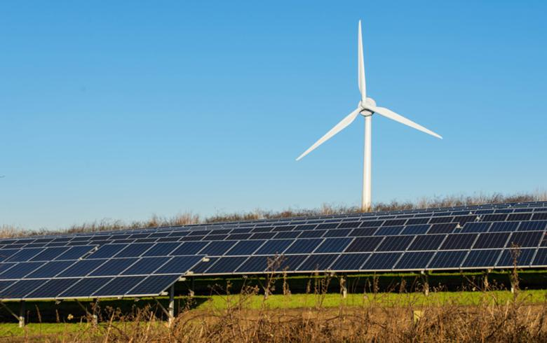 Australia inaugurates 1st hybrid renewables co-location site