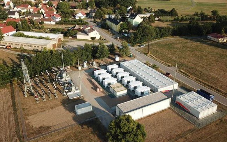 Upside Group commissions 16-MW storage system in Germany