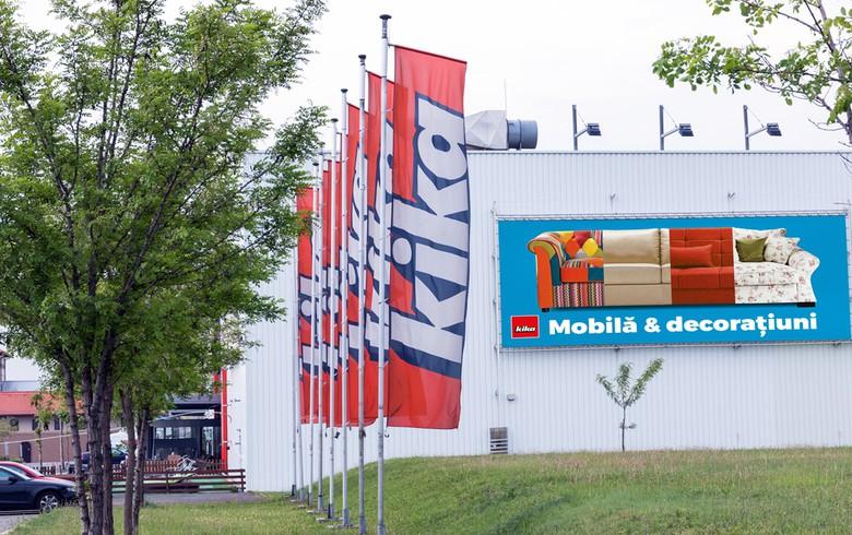 Austria's kika to open 14 mln euro store in Romania in Dec