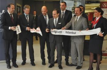 Turkey's Atlas Global launches Istanbul-Belgrade flights