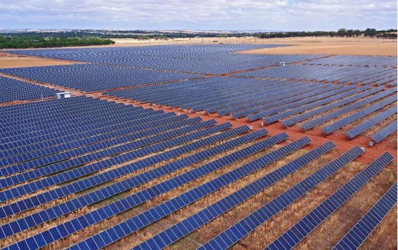 Carnegie sheds 50% of 10-MW Aussie solar park