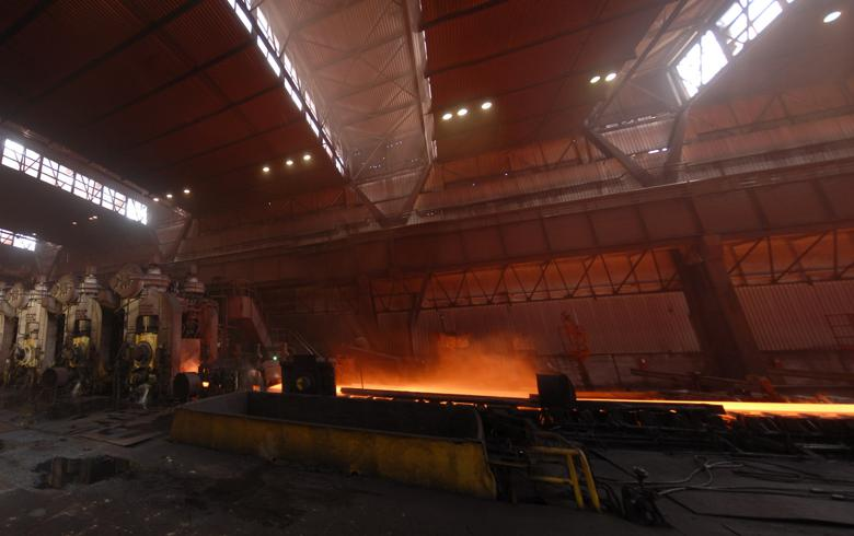 China's HBIS to build $80 mln sinter line at Serbian steel mill