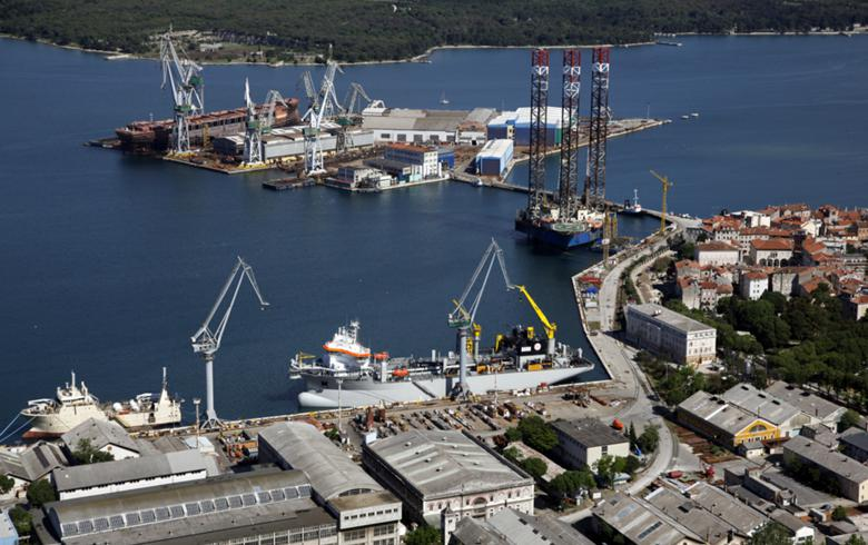 Croatian court opens bankruptcy proceedings against Uljanik shipyard