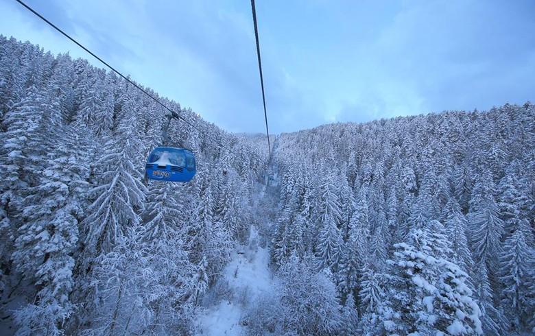Bulgaria's revenue from tourist overnights rises 9.3% y/y in Dec