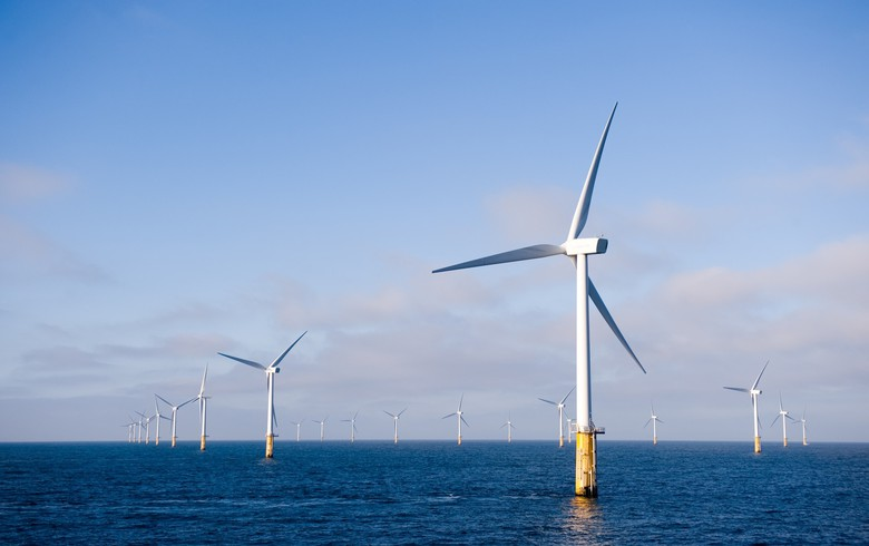 MPI Offshore starts blade repair work for Dutch wind park
