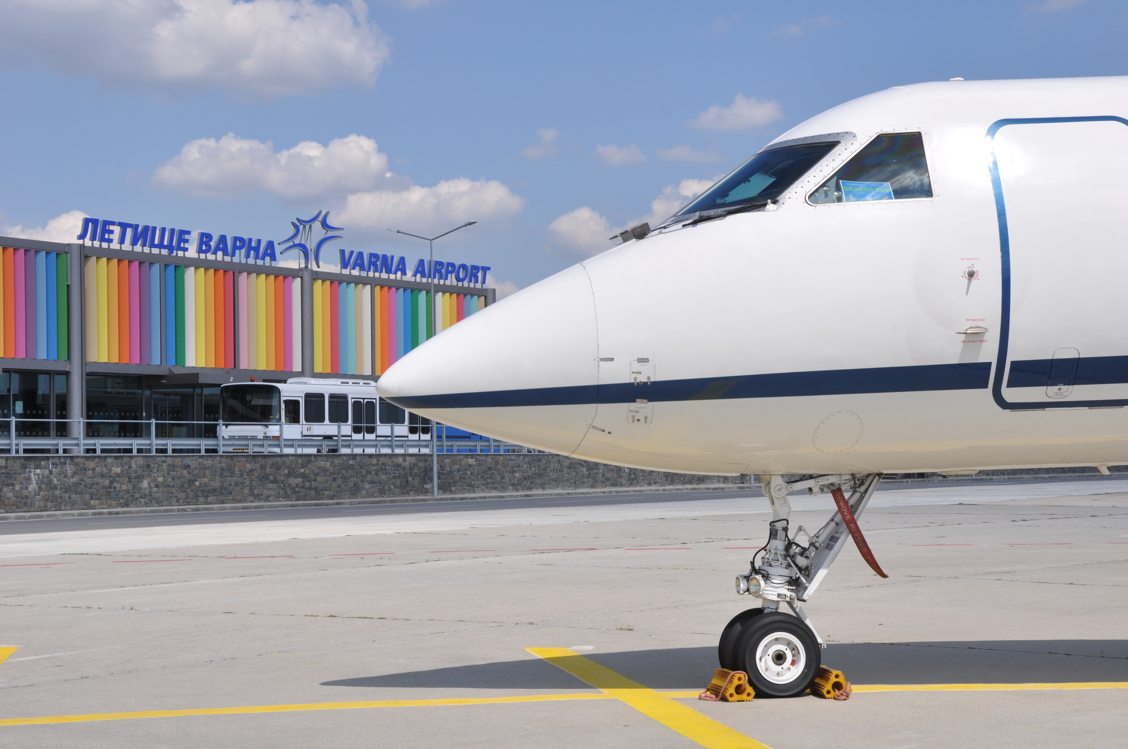 Passenger numbers at Bulgaria's Varna, Burgas airports rise by over 20% in 2016