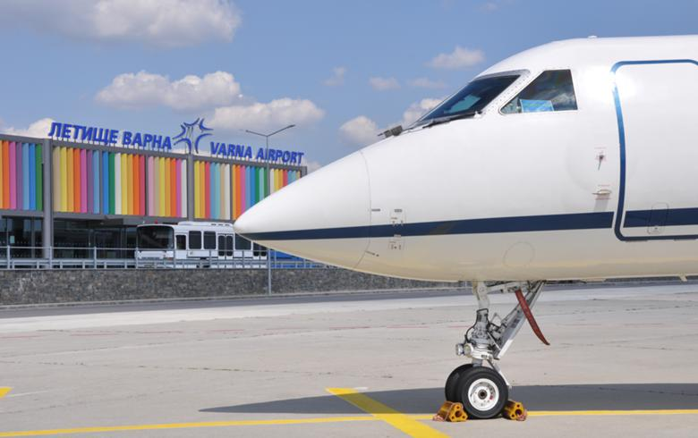 Passenger traffic at Bulgaria's coastal airports falls 13.2% in July - Fraport
