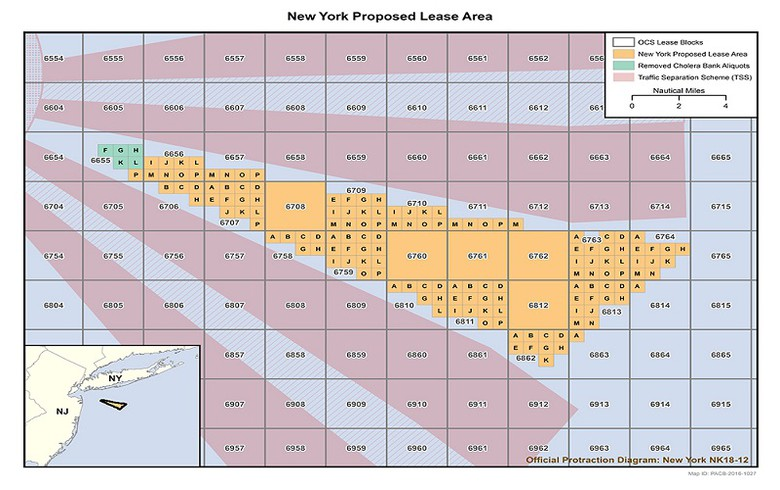 Ruling expected in days in fishermen's case against NY wind lease