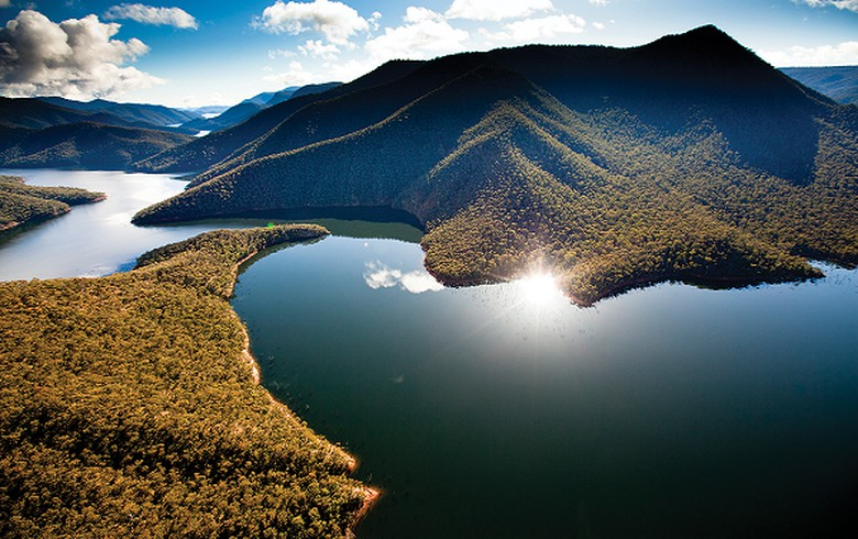 Planning approval given for 2-GW Aussie pumped storage project