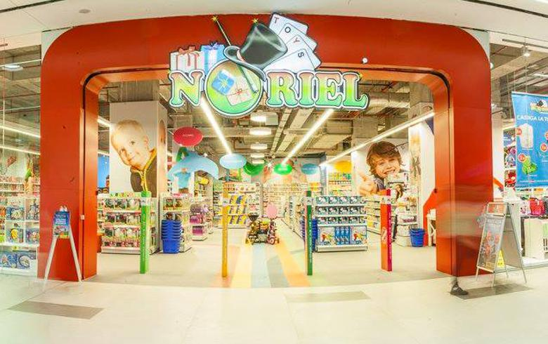 Raiffeisen Bank为罗马尼亚玩具经销商Noriel Impex提供1.22毫升欧元