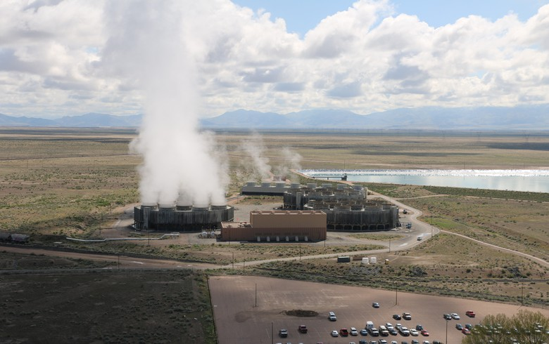 Black & Veatch gets OE job for 840-MW hydrogen-powered project in Utah