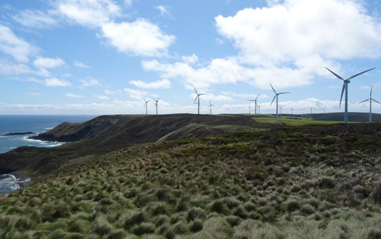 ARENA backs new FCAS trial at wind farm in Tasmania