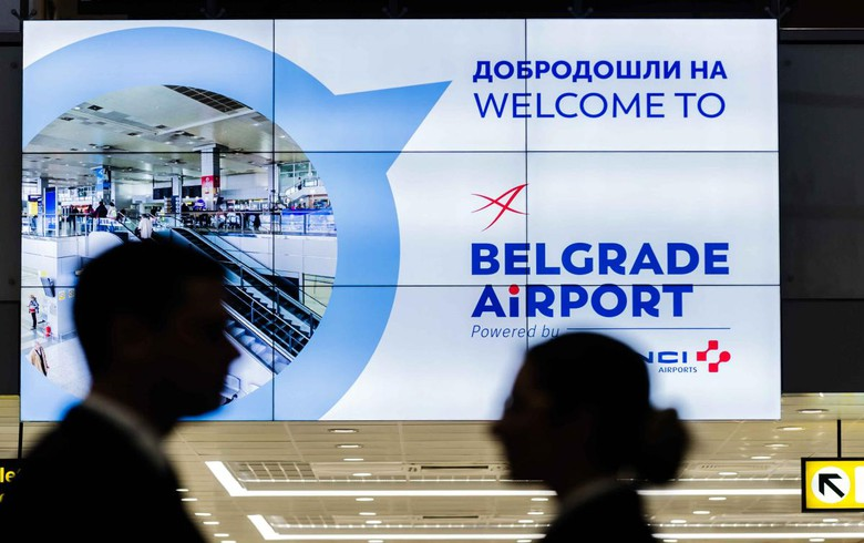 Belgrade airport's passenger traffic grows 9.2% in 2019