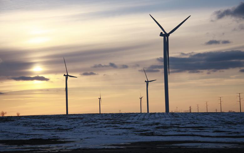IMEA inks 50-MW wind PPA for Geronimo-developed project