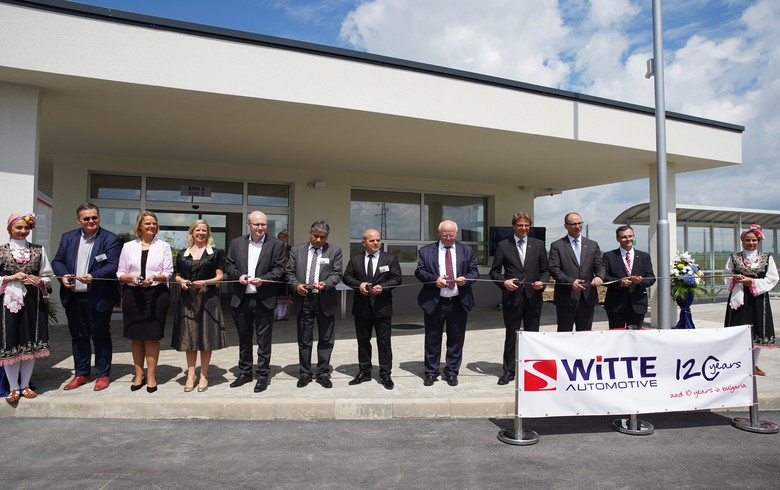 WITTE Automotive Bulgaria unit completes 10.2 mln euro plant expansion