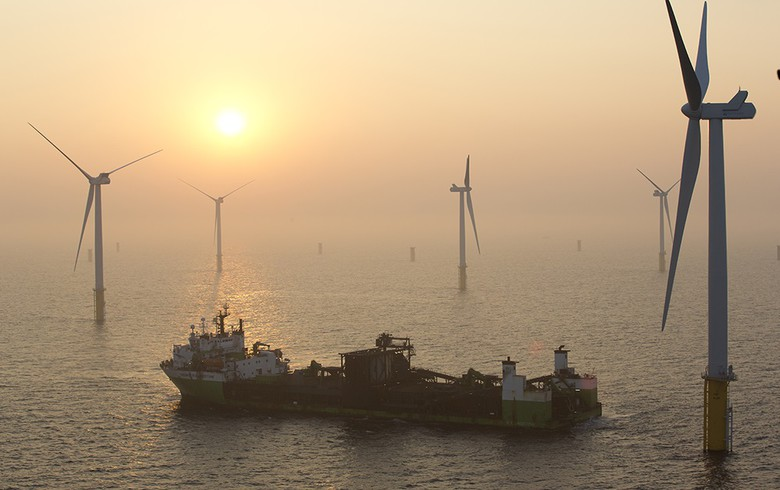 France initiates tender call for 500-MW Dunkirk offshore wind project