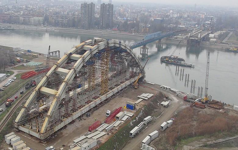 Azvi to complete construction of Serbia's Zezelj bridge on Nov 21 - govt