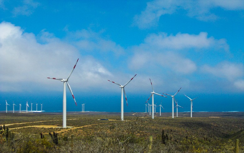 AES Gener seeks enviro nod for 280-MW wind project in Chile