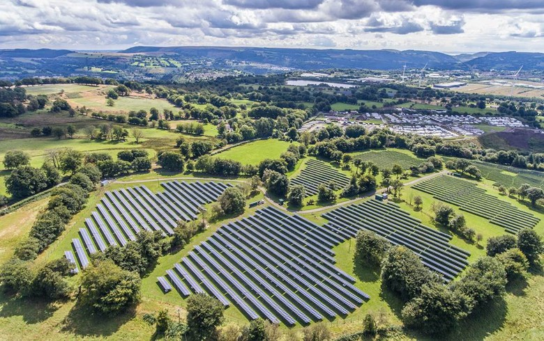 BayWa r.e. nabs O&M deal for 61-MW UK solar portfolio