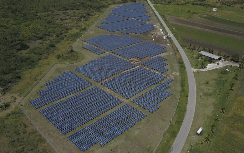 Meeco connects solar parks in Germany, Antigua on the same day