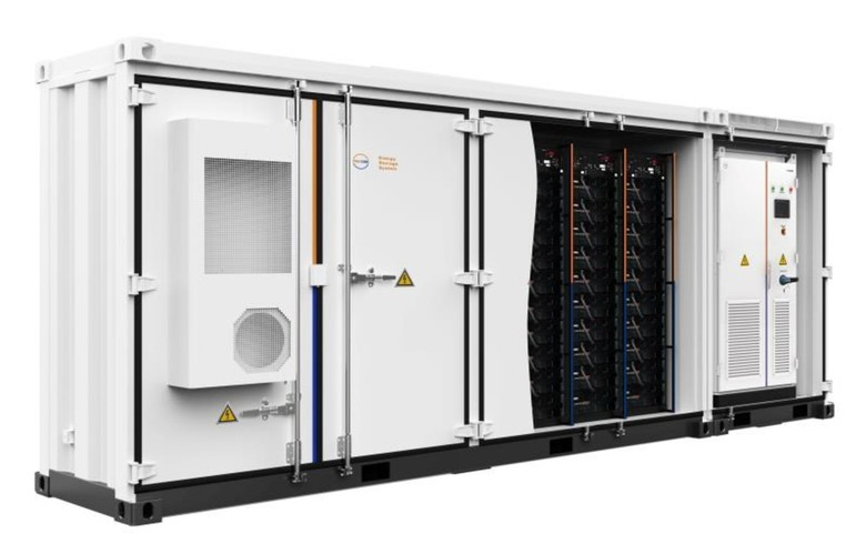 to-the-point: China's Sungrow unveils energy storage system for N America