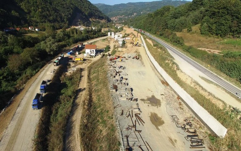 Bulgaria's Trace starts asphalt-laying on Serbian section of Corridor X
