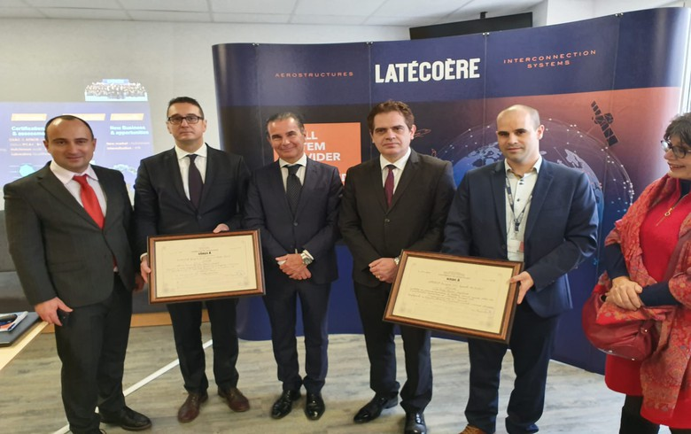 Latecoere to invest 2.8 mln euro in expansion of aircraft parts plant in Bulgaria