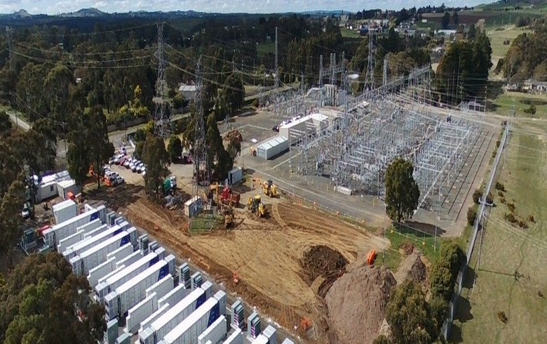 ARENA commissions 30-MW energy storage system in Victoria